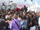 """Sous le slogan """"Ensemble le changement"""", La Rochelle affiche l'unité : les cinq candidats socialistes seront tous là, Martine Aubry, François Hollande, Arnaud Montebourg, Ségolène Royal et Manuel Valls"""