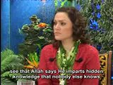 Our Lord has revealed in the Qur'an that He will impart hidden knowledge (ghaib) to those messengers He wills