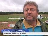 Derniers préparatifs pour la course de côtes 2011(Montgueux)