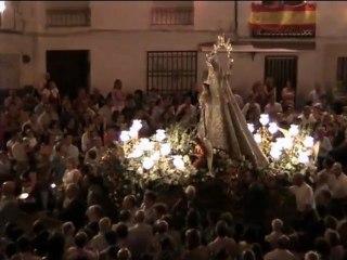 Retransmisión en directo de la Procesión de la Virgen del Rosario (II)