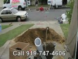 Drain Cleaning Wake Forest Call 919-747-4606 for Wake ...