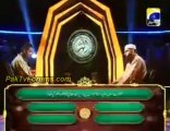 Alif Laam Meem Geo Tv Episode 33 - 27th August 2011 Part 1/3