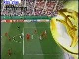 Coupe du monde 2002 Highlights Tunisie 1-1 Belgique 10-06-2002