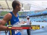 800m Heats Heat 6 IAAF World Championships Daegu 2011 - www.MIR-LA.com