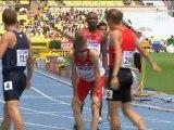 800m Heats Heat 1 IAAF World Championships Daegu 2011 - www.MIR-LA.com