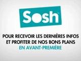 Sosh l'offre mobile sans engagement 100% connectée !