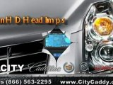 Cadillac DTS Long Island from City Cadillac Buick GMC - YouTube