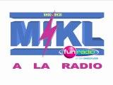 Jingle : Tous les matins (08/2011) - Mikl à la Radio Fun Radio