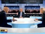 BFMTV 2012 : Valérie Pécresse face à Michel Sapin