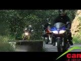 Balades à Moto dans le Cantal