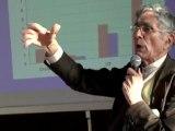 Conférence Bernard Laponche : enjeux énergétique mondiaux, vers la transition énergétique et la sortie du nucléaire (1/3)