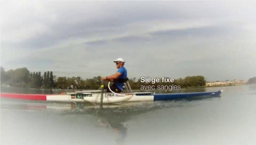 Présentation Equipe de France Aviron Paralympique 2011