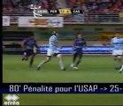 Résumé du match USAP CASTRES Août 2011
