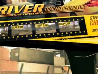 Film Director Trailer de Driver : San Francisco
