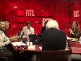 A la Bonne Heure du 29 août 2011: présentation de Dominique de Villepin par Stéphane Bern