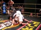 6 Man Tag Team Match - Kawajiri, Ishida, Koyama vs Mitsuoka, Imanari, Osawa