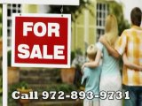 Texas Mortgage Plano Call 972-893-9731 For Help in Texas