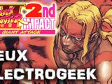 "Jeux Electrogeek 87 test ""Street Fighter 3: 2nd Impact Giant Attack"""