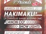 Soirée FG au Mix Samedi 3 sept 2011