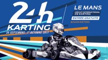 24 Heures Karting 2017 - Live
