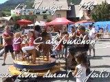"""Le manège à vélo du festival """" l' écho des mots 2011"""""""