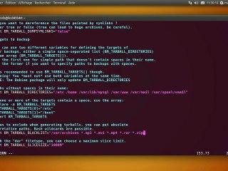 Tutoriel vidéo : Installer un système de sauvergarde automatique sur son serveur