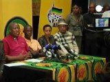 ANC Youth League supports leader with violence