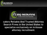 Reliable And Trusted Attorney Search Firms