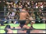 Naomichi Marufuji & Minoru Suzuki vs Makoto Hashi & Jun Akiyama - NOAH 18.07.2005