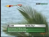 Aus vs SL - 1st Test, Galle, Day 1 Highlights
