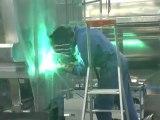 Entreprise TSCI à Plélo, carrosserie industrielle
