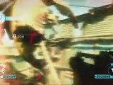 Bodycount de Codemasters les premiers niveaux banade annonce sur XBOX 360