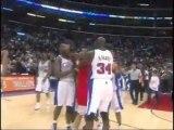 Maggette Game Winning Shot Against Miami Heat