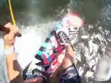 Seb Toots Wakeboarding at the Beach Club.
