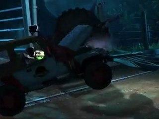 Dino Trailer de Jurassic Park : Saison 1