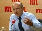 Alain Juppé, ministre d'Etat, ministre des Affaires étrangères et européennes, invité de RTL (1er septembre 2011)