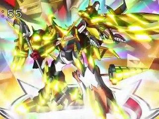 Digimon Xros Wars Episode 43 ~Great Xros, rise up Shoutmon X7.~