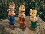 Alvin y las ardillas 3 - Tráiler español. Ardillas de crucero