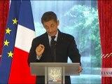 19e Conférence des Ambassadeurs : discours de N. Sarkozy