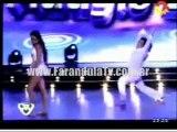 Video de Larrisa Riquelme en Bailando 2011 bailando el Adagio Latino