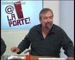 Didier Porte taille Aphatie, son nouveau collègue de RTL