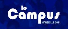 Évènements : le campus de l'UMP en direct !