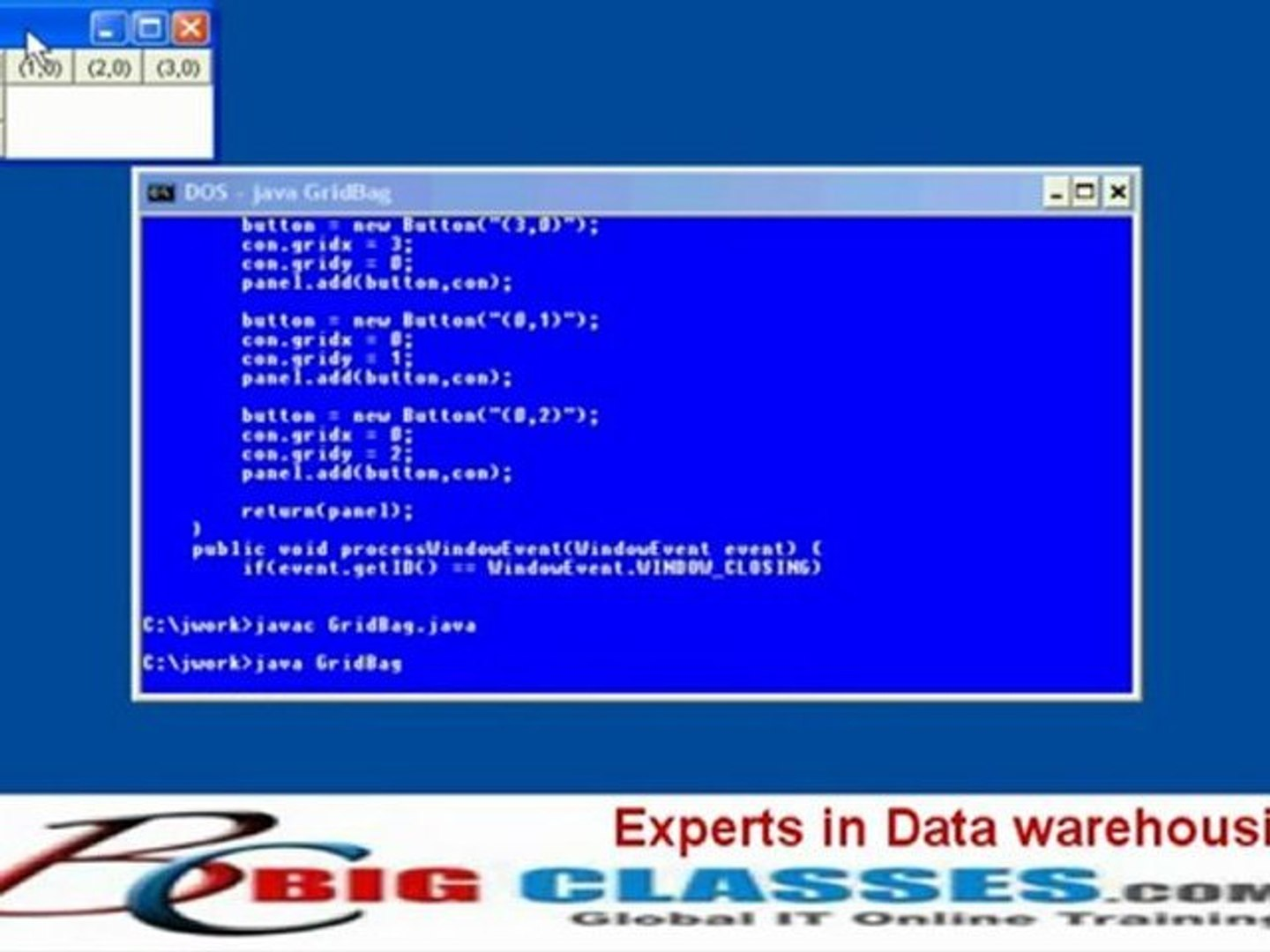 Java Video Tutorial 12 _ Java Development Installing Kit2