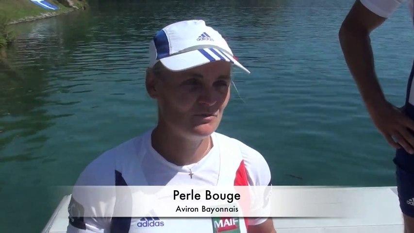 Championnat du Monde 2011 - Argent pour P. Bouge & S. Tardieu