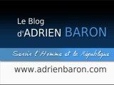 Lancement du Blog adrienbaron.com