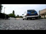 fabrication de pneus drift et test.
