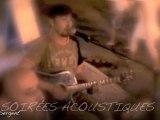 Clint Eastwood I'am Happy de Gorillaz aux Soirées Acoustiques du Sergent Acoustic guitar bass cover