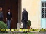 """Le passage censuré par les TV - Dominique Strauss Kahn - DSK """"la bête"""" le Retour"""