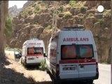Raids aériens turcs contre la guérilla kurde en Irak