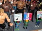 Royal Rumble Maryse vs Michelle McCool vs Trish Stratus